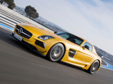 Mercedes-Benz SLS 63 AMG Black Series (C197) 2013 pictures