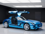 Mercedes-Benz SLS AMG Electric Drive (C197) 2013 pictures
