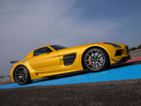 Mercedes-Benz SLS 63 AMG Black Series (C197) 2013 wallpapers