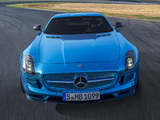 Mercedes-Benz SLS AMG Electric Drive (C197) 2013 wallpapers