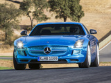 Mercedes-Benz SLS AMG Electric Drive (C197) 2013 wallpapers