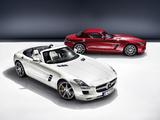 Mercedes-Benz SLS pictures