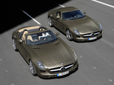 Photos of Mercedes-Benz SLS