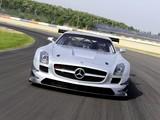 Photos of Mercedes-Benz SLS 63 AMG GT3 (C197) 2010