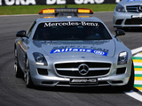 Photos of Mercedes-Benz SLS 63 AMG F1 Safety Car (C197) 2010–12