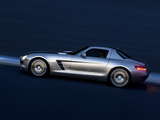 Photos of Mercedes-Benz SLS 63 AMG (C197) 2010–14