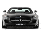 Photos of Brabus Mercedes-Benz SLS 63 AMG (C197) 2010