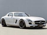 Photos of Hamann Mercedes-Benz SLS 63 AMG (C197) 2010