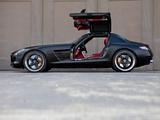 Photos of Kicherer SLS 63 Supersport Black Edition (C197) 2010