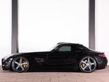 Photos of MEC Design Mercedes-Benz SLS 63 AMG (C197) 2011