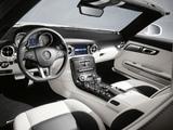 Photos of Mercedes-Benz SLS 63 AMG Roadster (R197) 2011