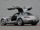 Photos of MKB P 640 Mercedes-Benz SLS 63 AMG (C197) 2011