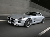 Photos of VÄTH Mercedes-Benz SLS 63 AMG (C197) 2011