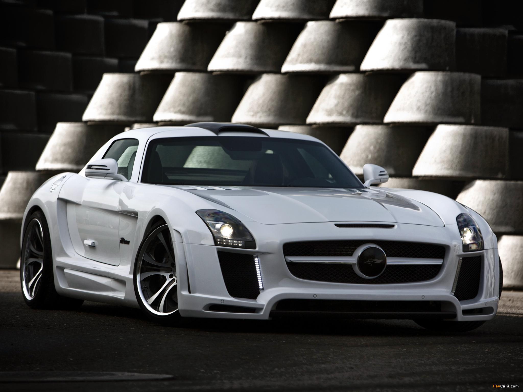 Photos of FAB Design Mercedes-Benz SLS 63 AMG (C197) 2011 (2048 x 1536)