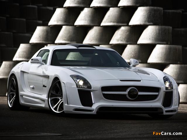 Photos of FAB Design Mercedes-Benz SLS 63 AMG (C197) 2011 (640 x 480)