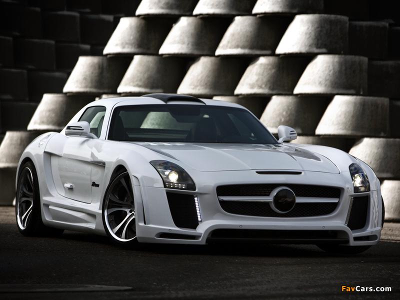 Photos of FAB Design Mercedes-Benz SLS 63 AMG (C197) 2011 (800 x 600)