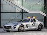 Photos of Mercedes-Benz SLS 63 AMG GT F1 Safety Car (C197) 2012