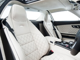 Photos of Mercedes-Benz SLS 63 AMG GT UK-spec (C197) 2012