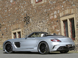 Photos of Inden Design Mercedes-Benz SLS 63 AMG Roadster (R197) 2013