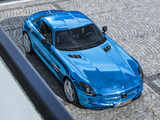 Photos of Mercedes-Benz SLS AMG Electric Drive (C197) 2013