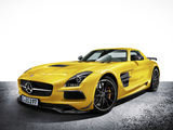 Photos of Mercedes-Benz SLS 63 AMG Black Series (C197) 2013