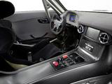 Pictures of Mercedes-Benz SLS 63 AMG GT3 (C197) 2010