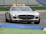 Pictures of Mercedes-Benz SLS 63 AMG F1 Safety Car (C197) 2010–12