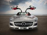 Pictures of Mercedes-Benz SLS 63 AMG UK-spec (C197) 2010