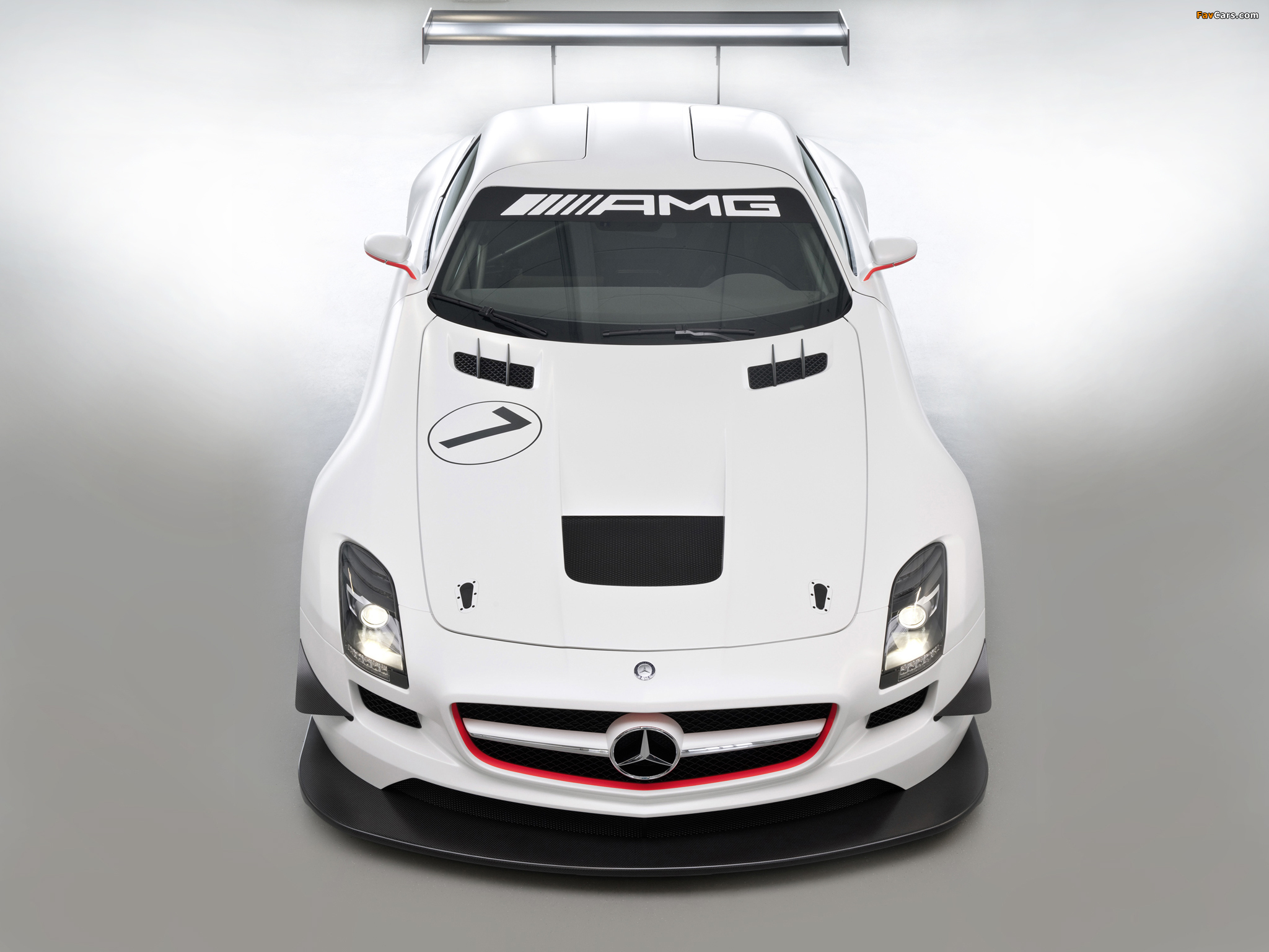 Pictures of Mercedes-Benz SLS 63 AMG GT3 (C197) 2010 (2048 x 1536)