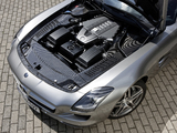 Pictures of Mercedes-Benz SLS 63 AMG (C197) 2010–14