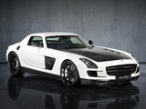 Pictures of Mansory Mercedes-Benz SLS 63 AMG (C197) 2011