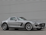 Pictures of MKB P 640 Mercedes-Benz SLS 63 AMG (C197) 2011