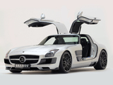 Pictures of Brabus 700 Biturbo (C197) 2011