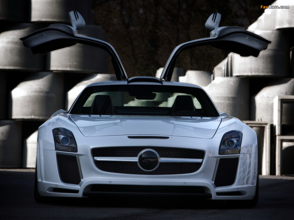 Pictures of FAB Design Mercedes-Benz SLS 63 AMG (C197) 2011 (1024 x 768)