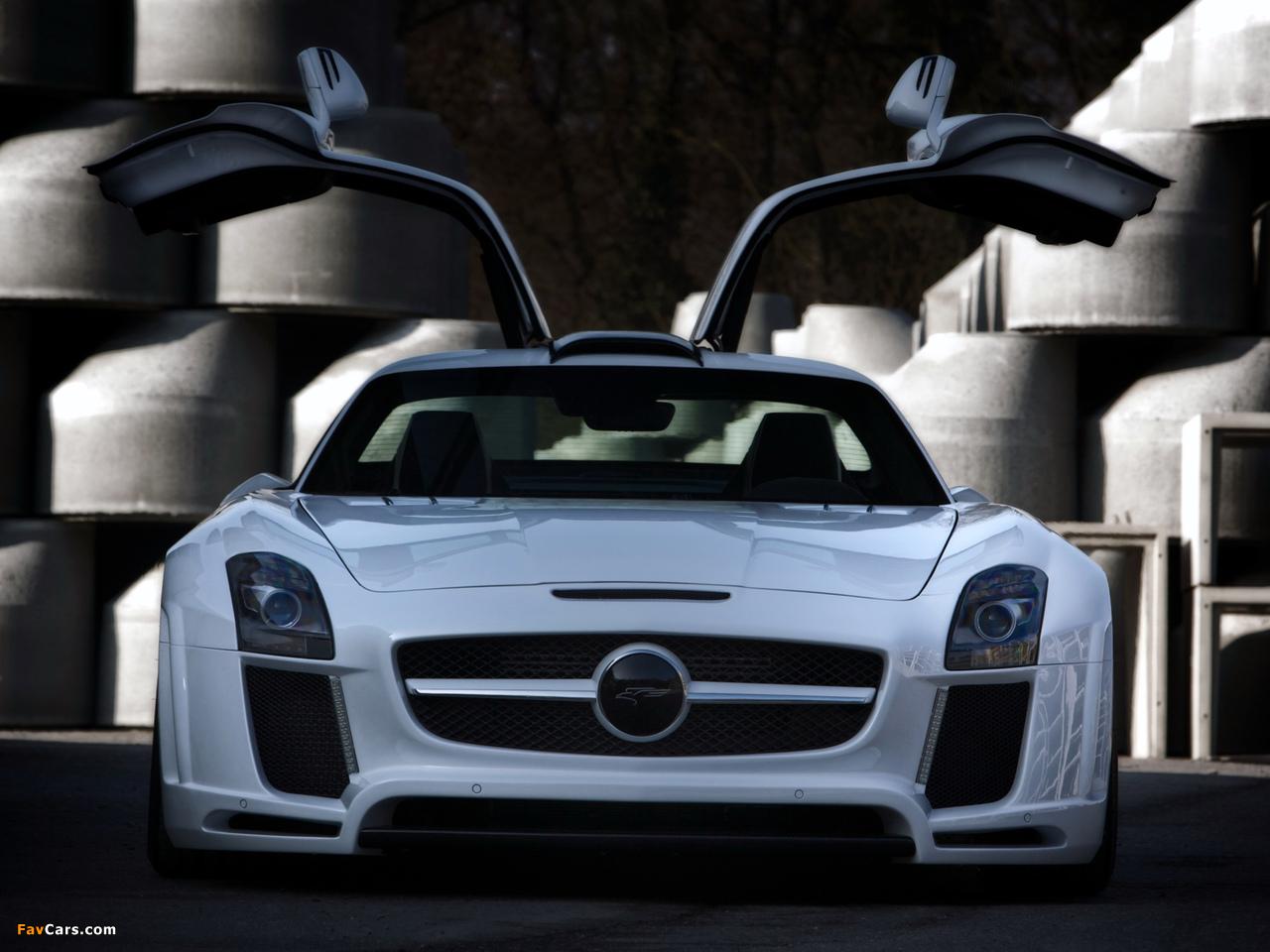 Pictures of FAB Design Mercedes-Benz SLS 63 AMG (C197) 2011 (1280 x 960)