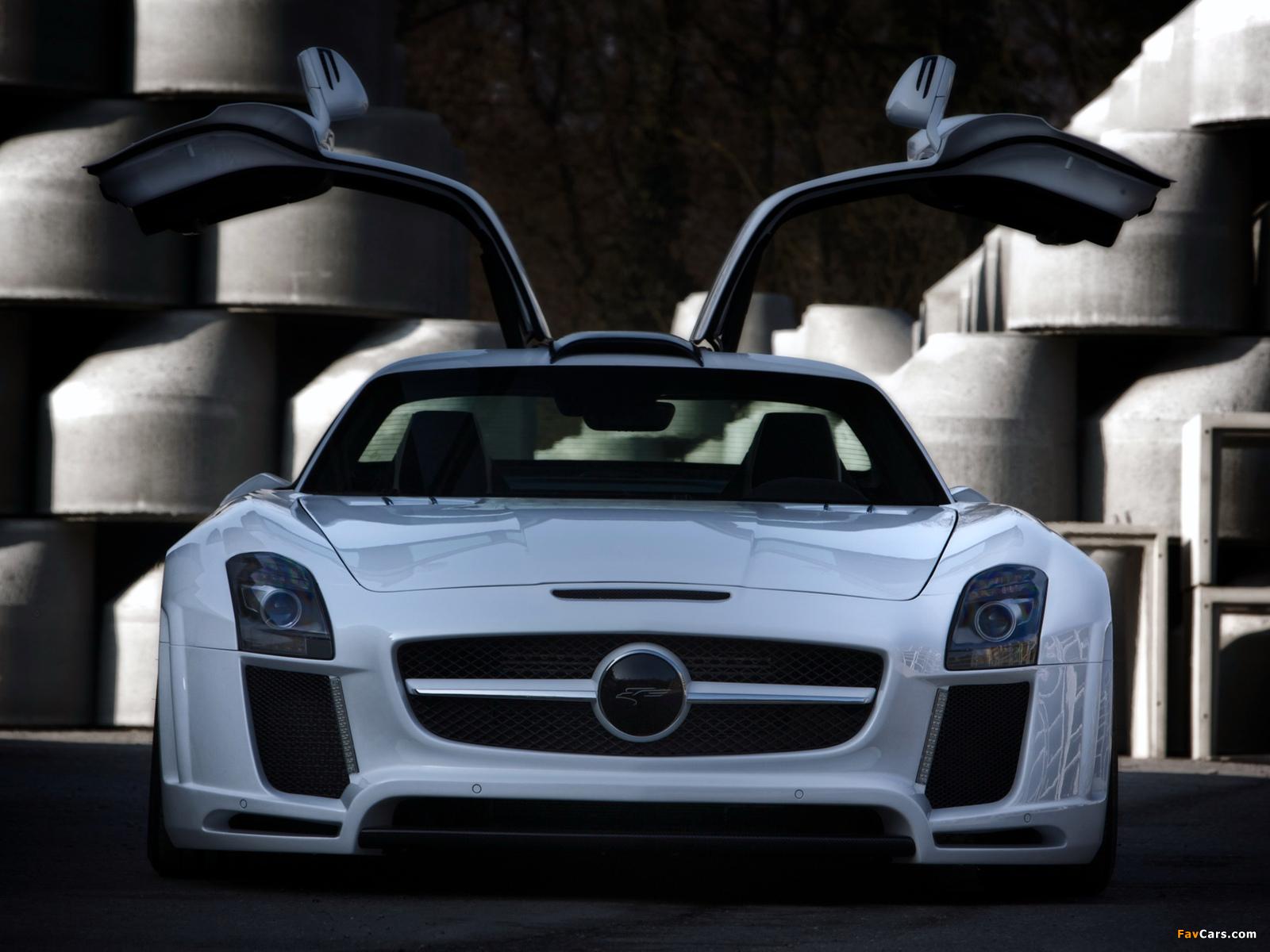 Pictures of FAB Design Mercedes-Benz SLS 63 AMG (C197) 2011 (1600 x 1200)