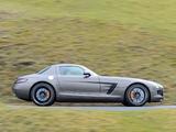 Pictures of Mercedes-Benz SLS 63 AMG GT UK-spec (C197) 2012