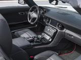 Pictures of Mercedes-Benz SLS 63 AMG GT Roadster (R197) 2012