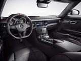Pictures of Mercedes-Benz SLS 63 AMG GT (C197) 2012