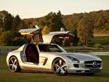 Pictures of Mcchip-DKR Mercedes-Benz SLS 63 AMG MC 700 (C197) 2012