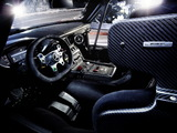 Pictures of Mercedes-Benz SLS 63 AMG GT3 45th Anniversary (C197) 2012