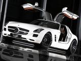 Pictures of Inden Design Mercedes-Benz SLS 63 AMG (C197) 2012