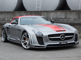 Pictures of FAB Design Mercedes-Benz SLS 63 AMG Roadster Jetstream (R197) 2012