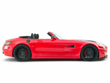 Pictures of Hamann Hawk Roadster (R197) 2012