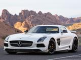 Pictures of Mercedes-Benz SLS 63 AMG Black Series (C197) 2013