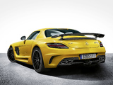 Pictures of Mercedes-Benz SLS 63 AMG Black Series (C197) 2013