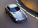 Mercedes-Benz SLS 63 AMG (C197) 2010–14 wallpapers