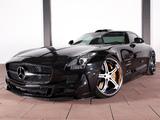 MEC Design Mercedes-Benz SLS 63 AMG (C197) 2011 wallpapers