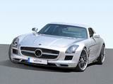 VÄTH Mercedes-Benz SLS 63 AMG (C197) 2011 wallpapers