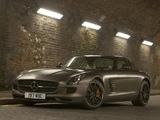 Mercedes-Benz SLS 63 AMG GT UK-spec (C197) 2012 wallpapers
